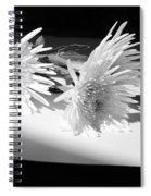 Floral No3 Spiral Notebook