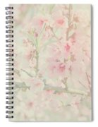 Floral Pattern Spiral Notebook