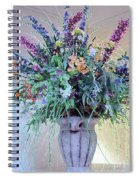 Floral  Piece Spiral Notebook