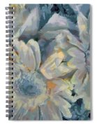 Floral Vegged Out Wow Spiral Notebook