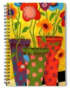 Floralicious Spiral Notebook