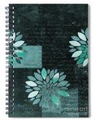 Floralis - 8181cd Spiral Notebook