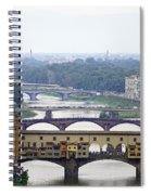 Florence 3 Spiral Notebook