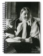 Florence Nightingale, English Nurse Spiral Notebook