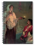 Florence Nightingale Spiral Notebook