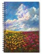 Flores De Mexico Spiral Notebook