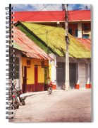 Flores Guatemala Spiral Notebook