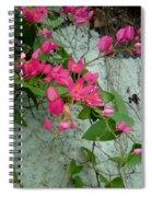 Flores Spiral Notebook
