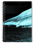 Fluorescent Rock Spiral Notebook