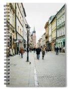 Florianska Krakow Spiral Notebook