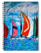 Florida Bay Spiral Notebook