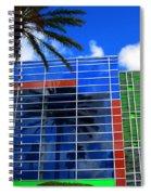 Florida Colors Spiral Notebook