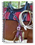 Florida Cracker Cow Whip Spiral Notebook