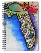 Florida Fantasy Spiral Notebook