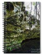 Florida Grotto Spiral Notebook