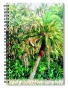 Florida Loop Spiral Notebook