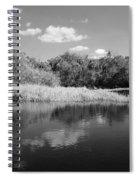 Florida Shoreline Spiral Notebook