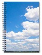 Florida Sky - Tallahassee, Florida Spiral Notebook