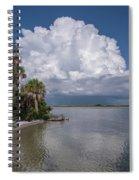 Florida Mountains Spiral Notebook