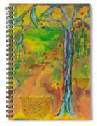 Florida Sushine Spiral Notebook