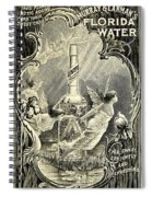 Florida Water Spiral Notebook