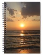 Florida's West Coast - Clearwater Beach Spiral Notebook