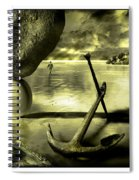 Flotsam And Jetsam Spiral Notebook