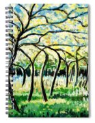 Flourish Spiral Notebook