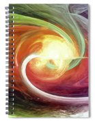 Flow Spiral Notebook
