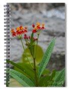 Flower 13 Spiral Notebook