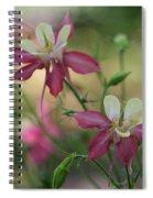 Flower 3506_2 Spiral Notebook