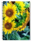 Flower #39 Spiral Notebook