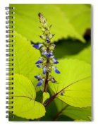 Flower 6 Spiral Notebook