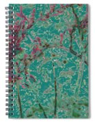 Flower Arches Spiral Notebook