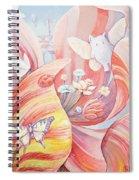 Flower City Spiral Notebook