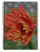 Flower Dreams Spiral Notebook