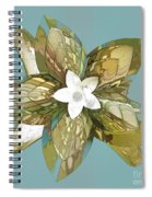 Flower Fantasy Spiral Notebook
