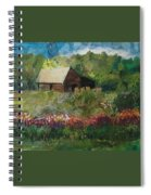 Flower Farm Spiral Notebook