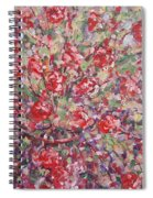 Flower Feelings. Spiral Notebook