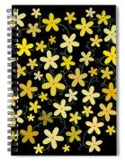 Flower Folly Spiral Notebook