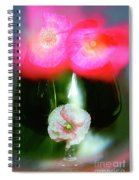 Flower For Foodie #2. Spiral Notebook
