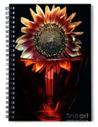 Flower For Foodie #3. Spiral Notebook