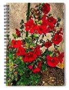 Flower Garden 11 Spiral Notebook