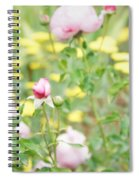 Flower Garden Bouquet Spiral Notebook