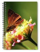 Flower Garden Friend Spiral Notebook