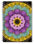 Flower In Paradise Spiral Notebook