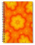 Flower Mandala 5 Spiral Notebook