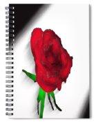 Flower No.4 Spiral Notebook