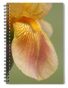 Flower Parts 2 Spiral Notebook