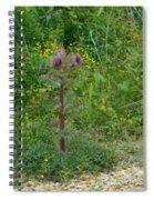 Flower Photograph00 Spiral Notebook